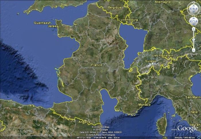 La France vue par la Préfecture de Police