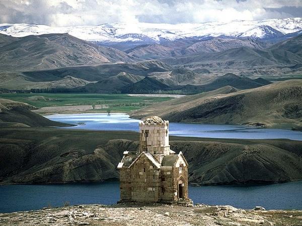 Iran église