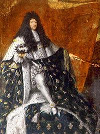 Louis xiv 1685