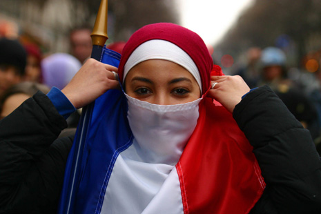 francaise musulmane