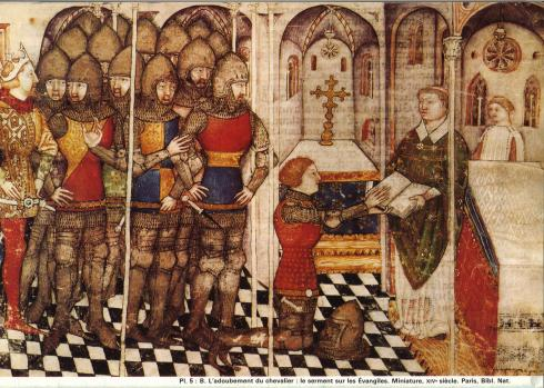 Serment de chevalier